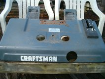 Craftsman LT1000 Riding Mower Personell Deck in Houston, Texas