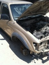 2001 Toyota Tacoma double cab 2wd parting out in Goldsboro, North Carolina