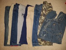 9 PC Kids Pants Lot 27 in Chicago, Illinois