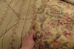 "PRICE SLASHED !! Plush Designer Reversible Queen Comforter w/2 Pillow Shams - By ""Chaps"" - REDUC... in Kingwood, Texas"