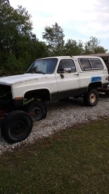 NO TITLE *****PARTS ONLY******1987 k5 Full-size Gmc Jimmy/Chevy k5 Blazer 4wd in Camp Lejeune, North Carolina