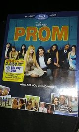 Blu-ray and DVD two-disk Disney's Prom (Never opened) in Cadiz, Kentucky