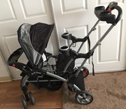 Sit n stand baby trend double stroller in Travis AFB, California