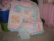 Girls crib bedding set in Oswego, Illinois
