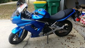 07 Ninja 650R Moving Overseas, MUST SELL!! in Eglin AFB, Florida