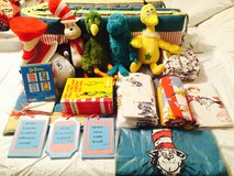 Pottery Barn Dr.Seuss Crib/Bedroom Set with Decorations in Kingwood, Texas