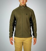 SPYDER CORE SWEATER  ZIP Fleece JACKET in Fort Bragg, North Carolina