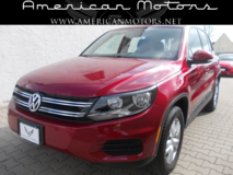 2013 Volkswagen Tiguan AWD in Hohenfels, Germany