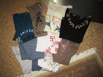 Brand name clothing lot size S in Ramstein, Germany