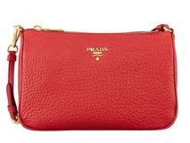 Prada Red Diano Small Bag in Baytown, Texas