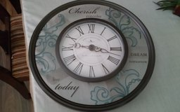 Cherish Clock in Conroe, Texas