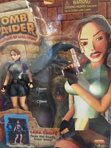 Lara Croft Tomb Raider Set / Comic Con / Angelina Jolie in her finest hour! in Lakenheath, UK