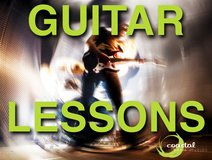 Guitar Lessons | In-Studio Taught By Working Pros in Vista, California