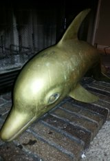Brass Dolphin in Charleston, West Virginia