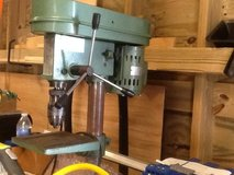 Central Machinery drill press in Beaufort, South Carolina