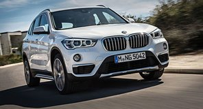 2017 BMW X1 only $29,600! in Ramstein, Germany