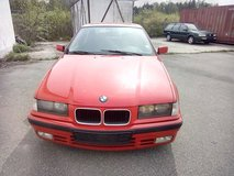 Bmw 316 I in Hohenfels, Germany