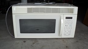 Amana microwave in Fort Campbell, Kentucky