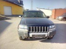 2004 Jeep Grand Cherokee automatic 4x3 in Hohenfels, Germany