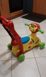 Toddlers convertible riding / rocking toy in Hohenfels, Germany