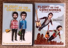 DVDs flight of the choncords season 1 & 2 in Tinley Park, Illinois