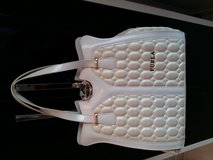 White bag from furla very nice and cristal in Ramstein, Germany
