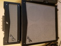 Fender Mustang V Amp and Cab in Houston, Texas
