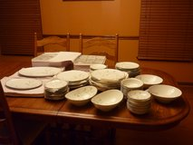 Noritake China service for 11 plus extras  Valerie pattern in Chicago, Illinois