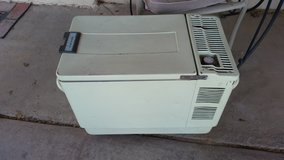Norcold dual voltage refrigerator/freezer in Alamogordo, New Mexico