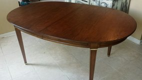 Drexel Walnut Dining Table in Baytown, Texas