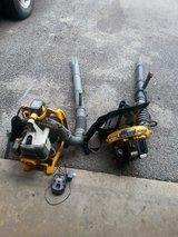 two bag pack blowers in Aurora, Illinois