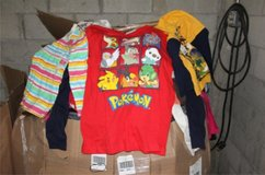 Wholesale Children's Clothing Pallet in Fort Carson, Colorado