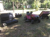 Murray riding mower and attachments in Beaufort, South Carolina