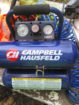 110psi air compressor in Beaufort, South Carolina