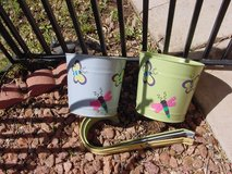 Small Planters in Alamogordo, New Mexico