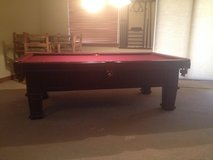 Pool Table in Fort Carson, Colorado