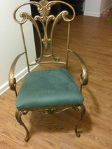 Decorative Metal Frame Chair in Fort Carson, Colorado