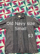 Old Navy size small in Kingwood, Texas
