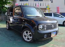 *BooKoo SALE!* 2006 Nissan Cube* *Excellent Condition, Clean!* Brand New 2 Year JCI* in Okinawa, Japan
