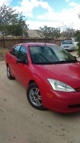2002 Ford Focus in Yucca Valley, California