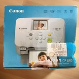 Compact photo printer Canon Selphy CP760 in Baumholder, GE