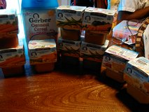 9 baby food 1 oatmeal cereal in Bolingbrook, Illinois
