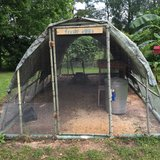Chicken Coop in Kingwood, Texas