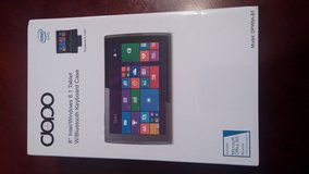 """8"""" Tablet with Bluetooth keyboard case in Fort Leonard Wood, Missouri"""