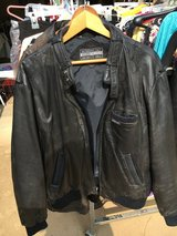 Leather jacket in DeRidder, Louisiana