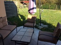 Outdoor Patio Set in Hohenfels, Germany