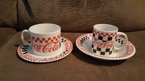 Coca-Cola diner set in Camp Lejeune, North Carolina