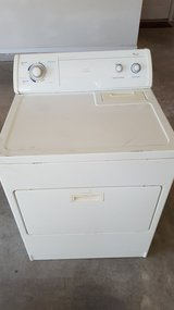 Whirlpool washer and dryer in Fort Bliss, Texas