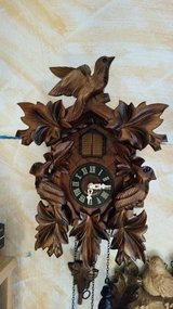 special cuckoo clock in Ramstein, Germany