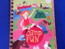 Camp Fun Journal in Ramstein, Germany